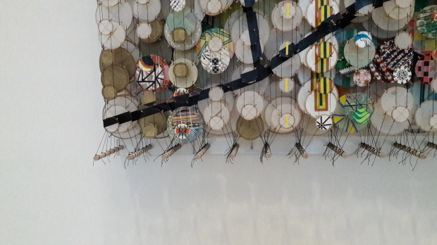 Jacob Hashimoto: The Quiet Center of All Thoughts Never Known (2016)